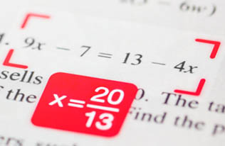 De droom van elke wiskundeleraar